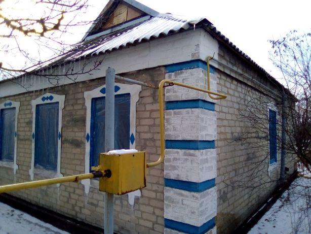 Продам хороший газифицированный дом.В рассрочку