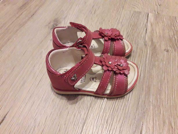 Sandałki skórzane Lasocki rozmiar 20