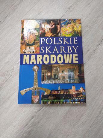 Książka Album Polskie Skarby Narodowe stan idealny świetna na prezent