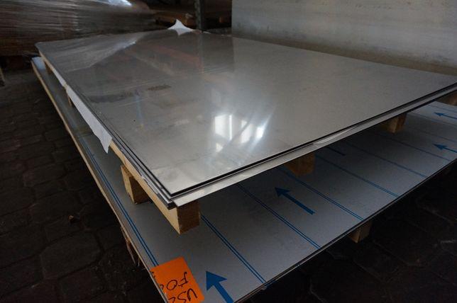Blacha kwasoodporna 2x1000x2000 gat. 1.4301