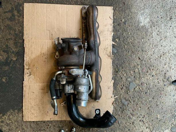 Turbina Bmw f10 f11 535i 306km n55b30a Turbo Turbosprężarka