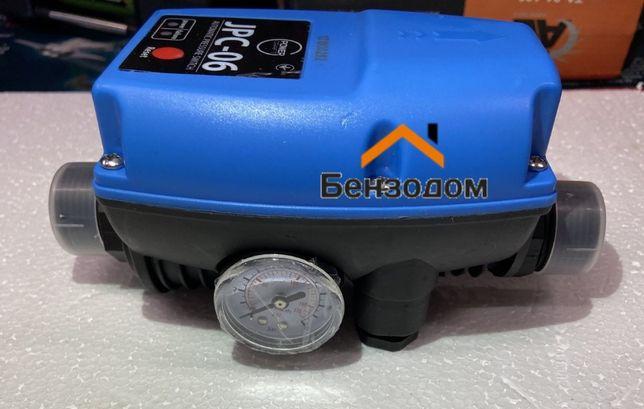 Контроллер давления автоматический Powercraft JPC-06/гарантия/доставка