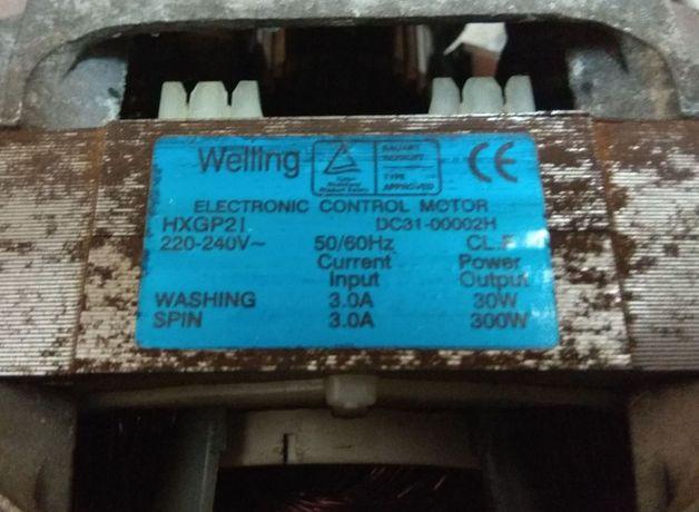 Двигатель Samsung Fuzzy s821 Welling HXGP2I стиральная машинка
