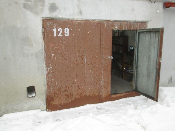 Продам  цегляний гараж з підвалом, 3,8 х6,0 м висота воріт 1,9 м