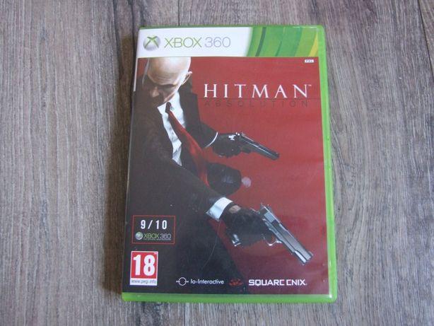 Gra Xbox 360 Hitman Absolution Wysyłka w 24h