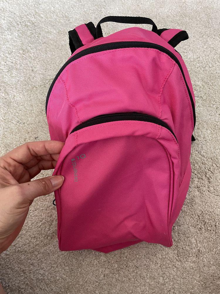 Różowy plecak dla dziewczynki Quechua