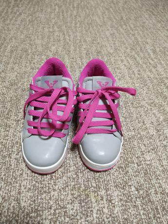 Роликовые кроссовки Heelys Sidewalk Sport(Оригинал)