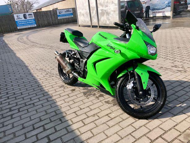 Kawasaki ninja 250r  sprzedam /zamiana na enduro/cross