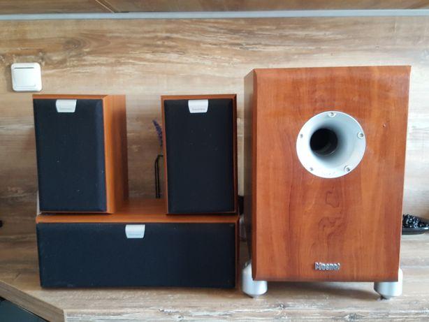 Kolumny głośnikowe  - zestaw 90zł  - Magnat, Discovery