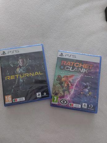 Jogos novos Playstation 5