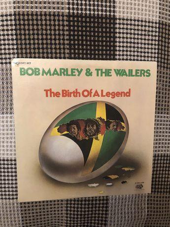 """Пластинка виниловая Bob Marley and the wailers """"The Birth of a legend"""""""