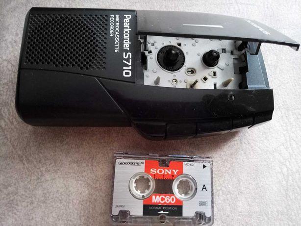 Диктофон OLYMPUS Pearlcorder S710