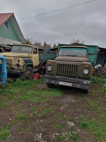 Продається два ГАЗ 53 Самоскид