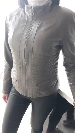 Куртка кожаная женская ACTORS оригинал