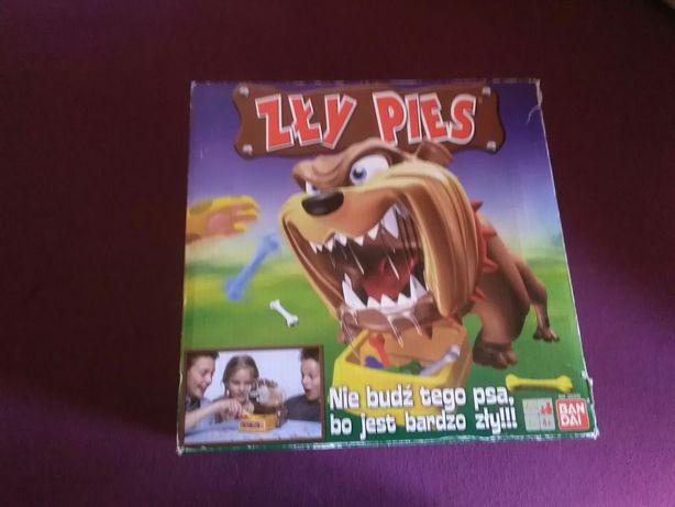 Gra Zły pies, gratis gra Kitekat