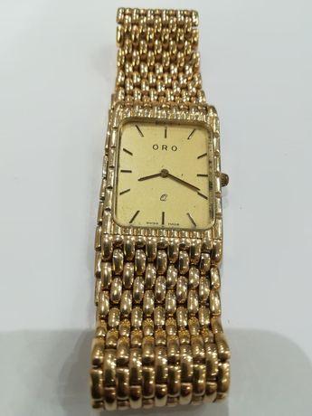 Zegarek ORO złoty 585