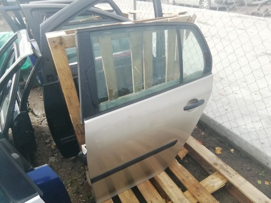 drzwi LEWY tyl VW GOLF 5-LA7W-kompletne-OLSZTYN Olsztyn - image 1