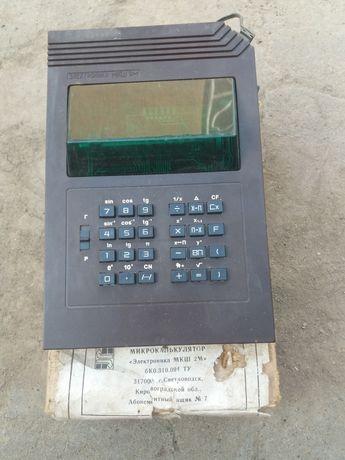 Калькуляторы электроника