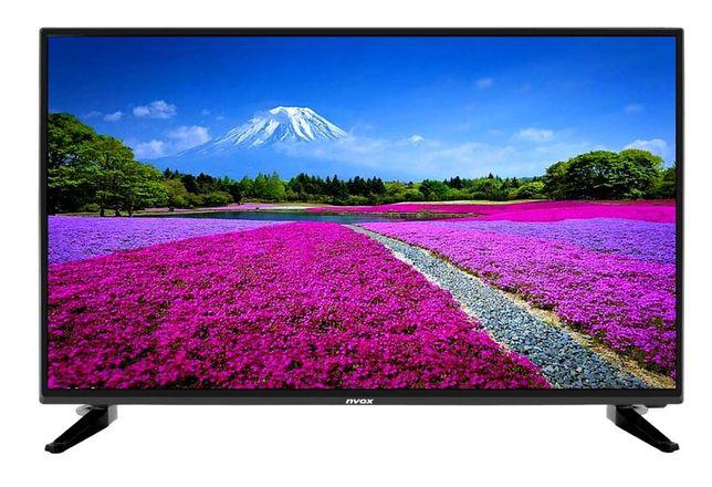 Telewizor LED 39 Cali DVBT2 3x HDMI 2 USB Monitor PC VGA tv do hotel u