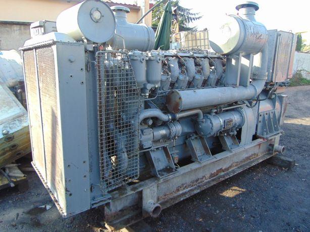 Silnik Silniki Wola Henschel H 12 H12 FABRYCZNIE NOWY 0 MTG 340 KM