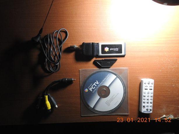 Pinnacle PCTV Hybrid Pro ExpressCard 320CX Para Notebook