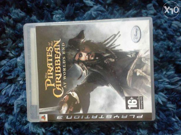 Pirata das Caraíbas ps3