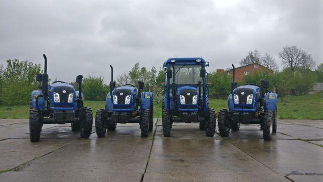 Міні трактор Донгфенг (Donfeng) DF 244 /354/404/504 від ІМПОРТЕРА