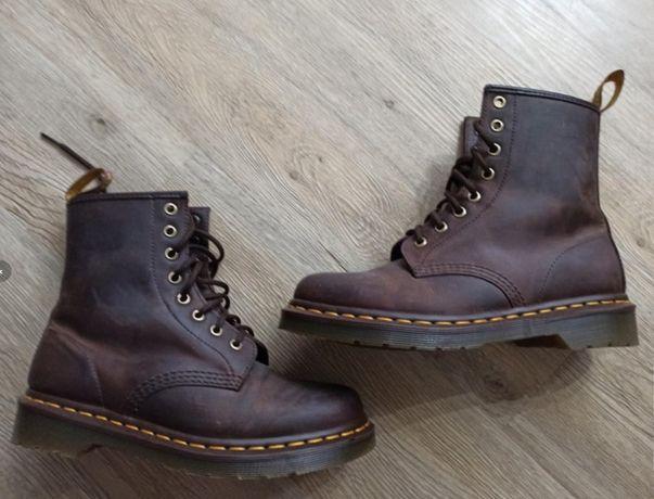 Raz założone oryginalne buty Dr. Martens martensy r. 38