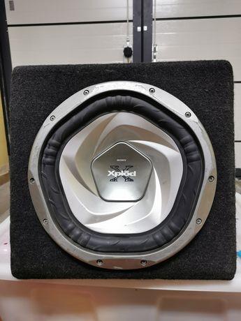 Głośnik subwoofer Sony Xplod 1300W