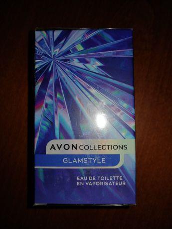 Woda toaletowa Avon Collections Festive Glow Glamstyle