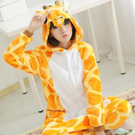 Kostium żyrafa, Strój żyrafy