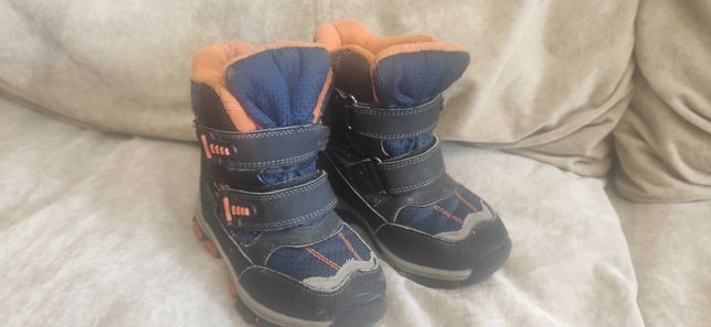 Зимние детские ботинки Tom.m ( размер -27)