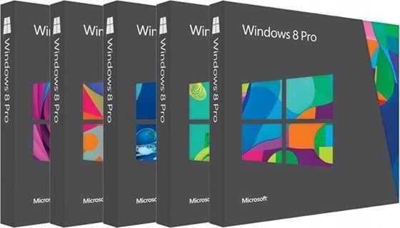 Windows 8 (8.1) Professional PL UPG 32/64-bit BOX 3UR-00030