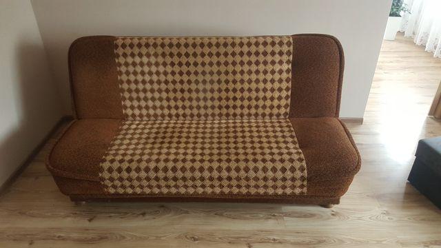 Wersalka rozkładana 115x180cm łóżko kanapa sofa