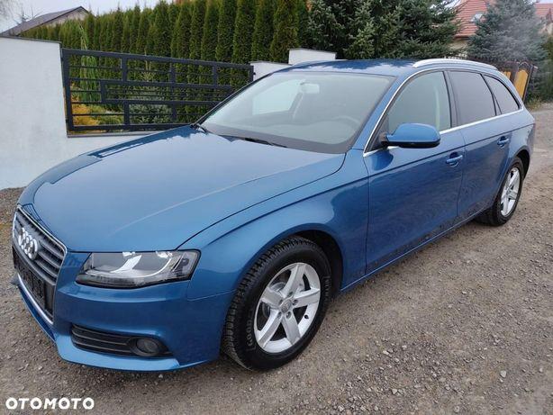 Audi A4 Audi A4 b8