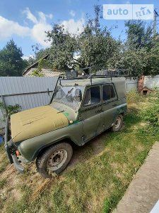 продам УАЗ 469 1989г.