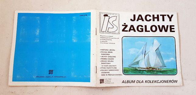 Jachty Żaglowe - Album dla Kolekcjonerów IS #22