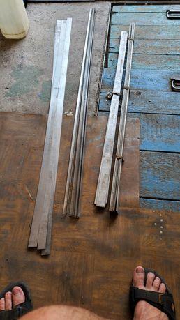 Нержавеющий квадрат, полоса из нержавеющей стали