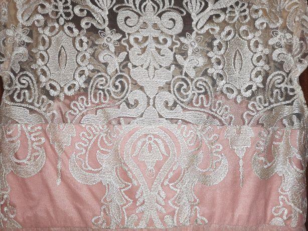 Vestido de cerimónia grávida