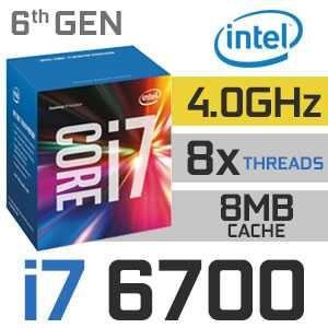 processador i7 6700