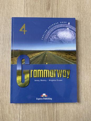 Książki : Grammarway 4 - Bez klucza odpowiedzi
