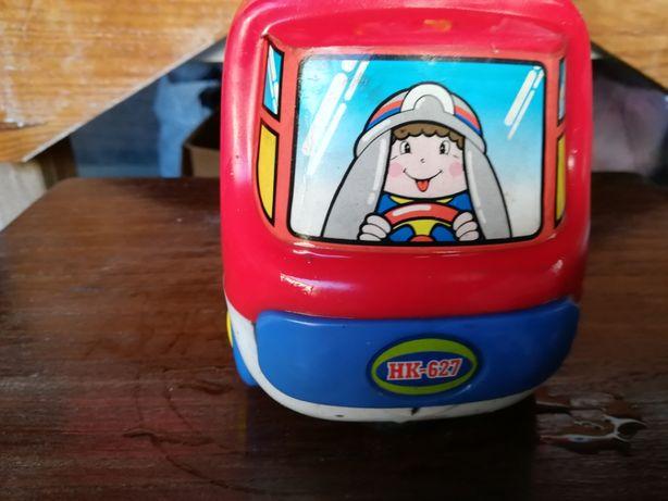 Brinquedo, carrinho de bombeiros