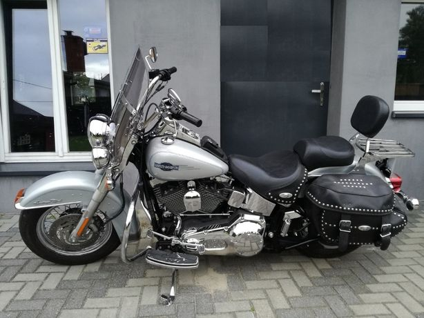 Harley-Davidson Heritage Softail Classic'06