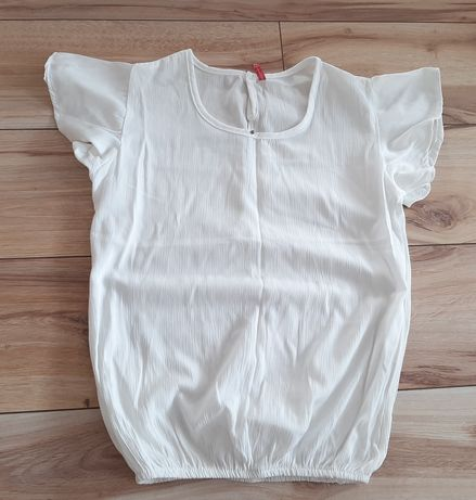 Lekka zwiewna bluzka S