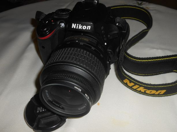 Фотоаппарат Nikon 5100