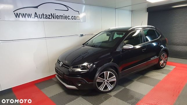 Volkswagen Polo Cross 1.4 MPI 100% oryginał na VAT