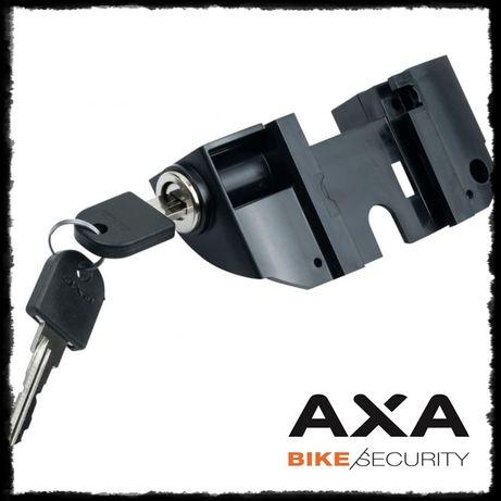 Zamek - blokada do baterii z systemem Bosch 2 Axa na bagaznik