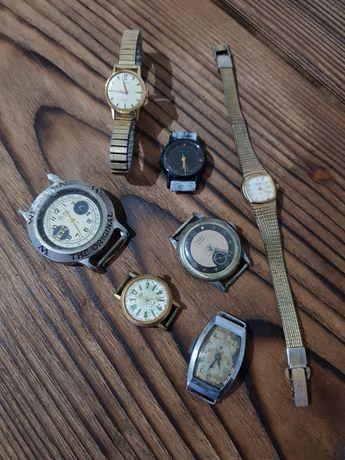 Stare zegarki vintage antyk zegarek zabytek