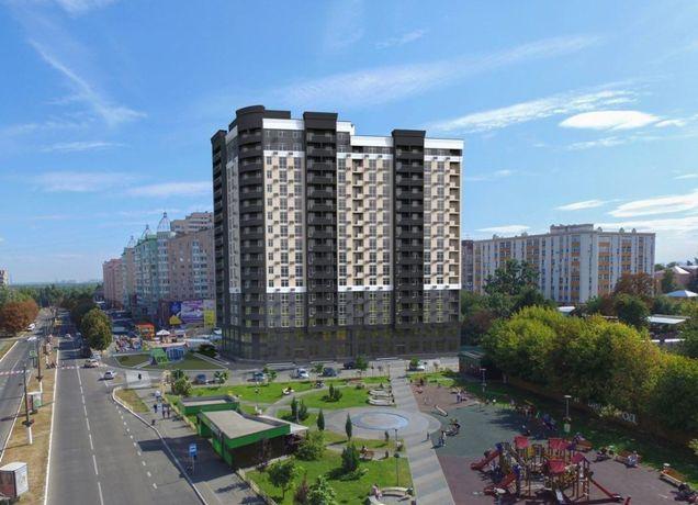 Квартири в центрі м.Вишгород. ЖК Борисо Глебский2. Розстрочка 0% 24 м.
