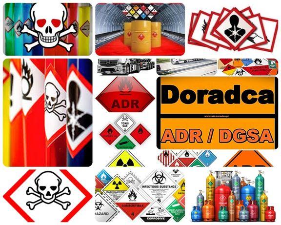 Doradca ADR DGSA RID sprawozdania Rzeszów Krosno Przemyśl FV23%